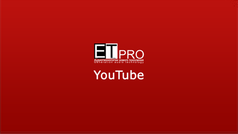 ETpro_YouTube