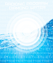 ET.Radionic program.diamond water